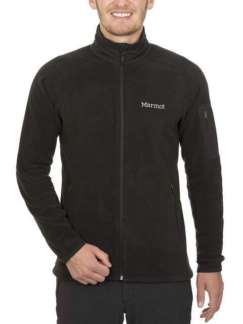 Marmot Reactor Fleece Jacket Men Black